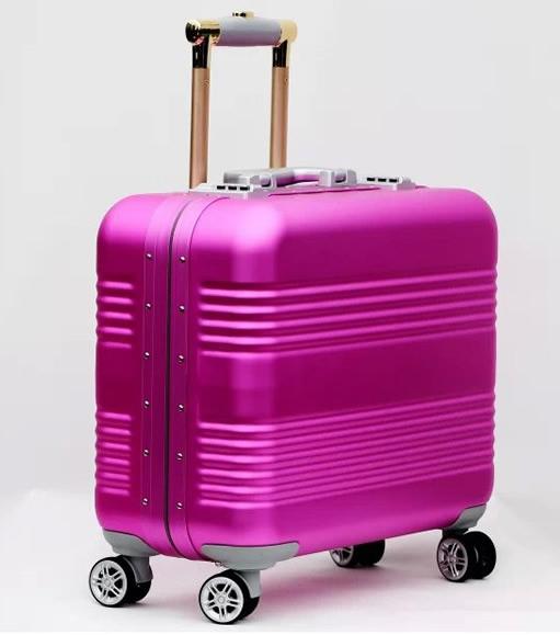 镁铝旅行箱